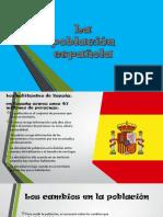 La Poblacion Española