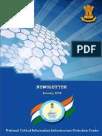 NCIIPC Newsletter Jan19