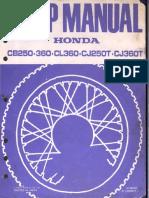 CB360 Searchable Manual