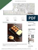 Fabsfood_ Bolitas de Pollo Con Salsa de Mostaza