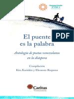 ElPuenteEsLaPalabra AntologiaPoesiaVzla Compressed