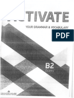 Activate B2 Exams