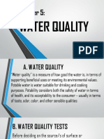 Water Resources Report