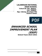 SIP Design Template - Lalawigan NHS1