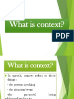 Types of Speech in Context g11