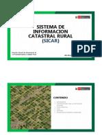 SISTEMA DE INFORMACION CATASTRAL RURAL - SICAR_Ing. Pacci_DIGESPACR.ppt [Modo de compatibilidad].pdf