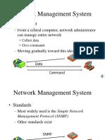 Network Management System