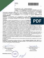 Documentos Demanada Termino de Contrato de Arrendamiento