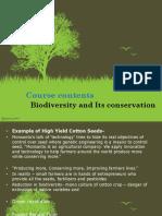EVS Class-BioDiversity PDF