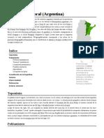 Región Del Litoral (Argentina)