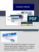 Chapter 5 - Software Part 1