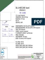 Dell Inspiron 15 5567 5767 Compall LA-D801P r1.0-Output