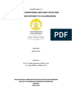 Biomonitoring of 5 Flourouracil_any