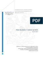 Glosario de Psicología Educativa