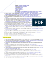 CMSC131 Study Questions