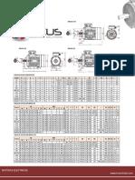 Ficha Tecnica Motores Dixus