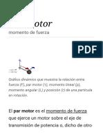 Par Motor - Wikipedia, La Enciclopedia Libre