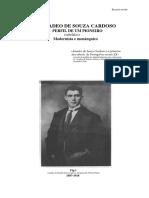 Amadeo de Souza Cardozo - Perfil de Um Pioneiro