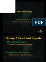 DSP False Time Delays 12