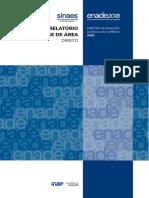 Relatório Síntese - Área Direito - Enade 2018