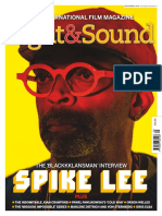 Sight and Sound 09 - September 2018