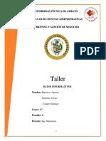 Deber organizacion Conflicto.docx