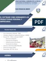 Ronald Ibarra - El Software como herramienta de productividad individual y empresarial.pptx
