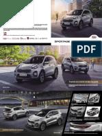 Brochure Sportage