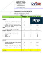 Mapeh 6_1st Periodical Test