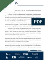 CARTA ABERTA LEI DE ABUSO DE AUTORIDADE.docx