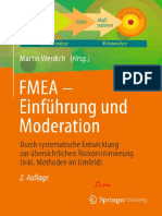 FMEA – Einführung Und Moderation 2. Auflage