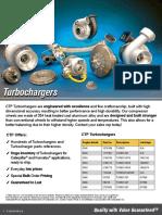 Catalogo Turbina Ctp