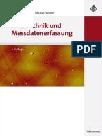 Messtechnik Und Messdatenerfassung 2.Auflage - Norbert Weichert - Michael Wülker