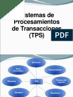 Tipos de SI TPS