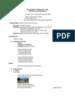Ed.tech Lessonplan (1)