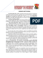 Reseña histórica del Liceo Bolivariano 5 de Diciembre de Acarigua Portuguesa Venezuela