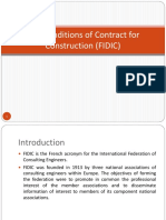 9.1 Conditions of Contract for Construction (FIDIC)