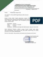 Undangan PKP Kota Pontianak 2019