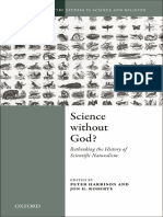 (Ian Ramsey Centre Studies in Science and Religion) Harrison, Peter_ Roberts, Jon H. - Science Without God_ _ Rethinking the History of Scientific Naturalism-Oxford University Press (2019)