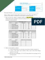 Exercicio 2 - Excel