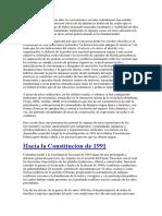 movimientos sociales colombianos