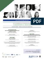 SEDL 2019 Cartaz Conferência PT