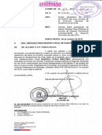 Gendarmería entrega lista de 15 condenados por DDHH que podrían postular a libertad condicional