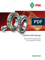 Bearings - Cylindrical