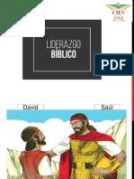 Liderazgo Saul y David