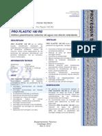 HDS - Aditivo Plastificante Reductor de Agua Con Efecto Retardante