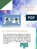 Trabajo comercio electronico