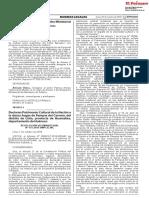 RESOLUCIÓN VICE MINISTERIAL N° 175-2019-VMPCIC-MC