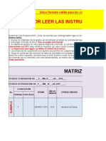 Formato Matriz Legal