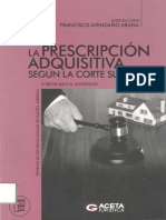 LA PRESCRIPCION ADQUISITIVA.pdf